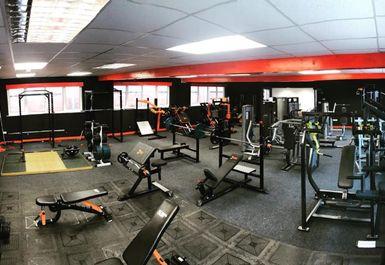 Athletic Iron Gym