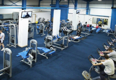 Tedd's Health & Fitness Gym