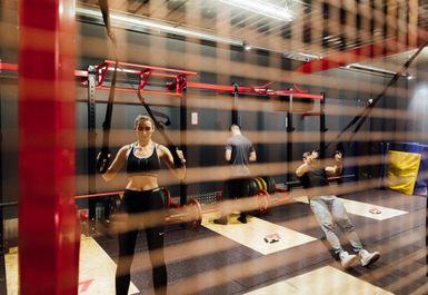 Hybrid Fitness Loughborough
