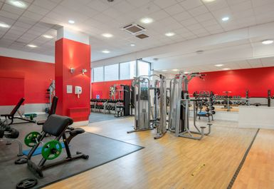 Solutions Health & Fitness Club