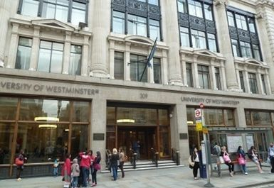 entrance at Regent Street Gym