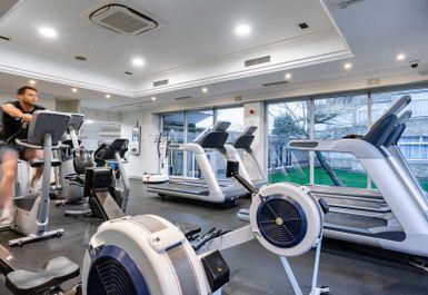 Juvenate Health & Leisure Club at the Jurys Hotel Cheltenham