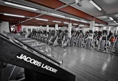 Lions Den Gym Image 1 of 5