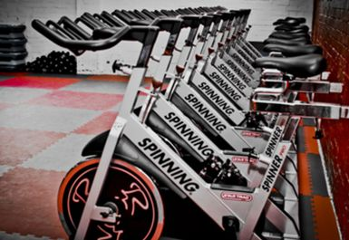 Lions Den Gym