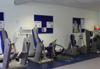 The Peter Harrison Fitness Suite Image 2 of 4
