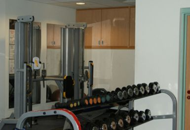 The Peter Harrison Fitness Suite Image 4 of 4