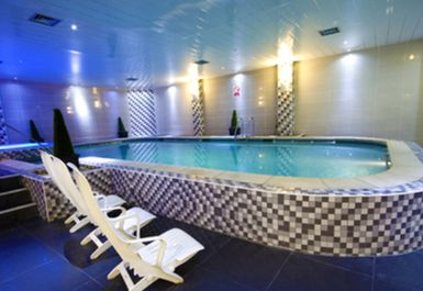 Best Western Oaks Leisure Club and Spa