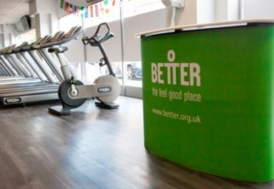 TREADMILLS AT LEYTON LEISURE CENTRE LONDON