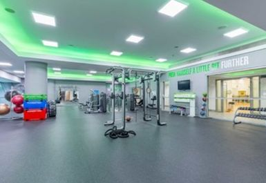 Swiss Cottage Leisure Centre Image 1 of 6