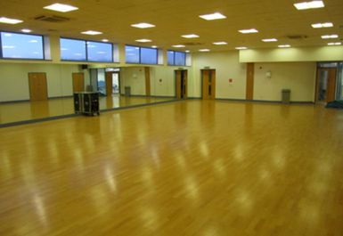fitness studio at Highgrove Pool and Fitness Centre