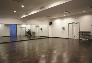 fitness studio at Dulwich Leisure Centre
