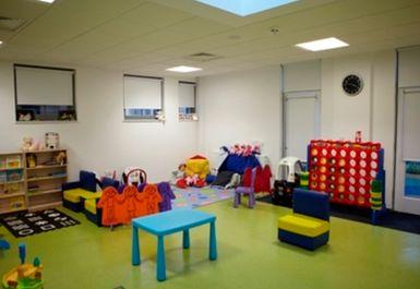 creche at Dulwich Leisure Centre