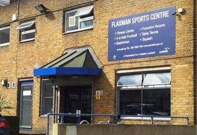 Flaxman Sports Centre Image 4 of 4