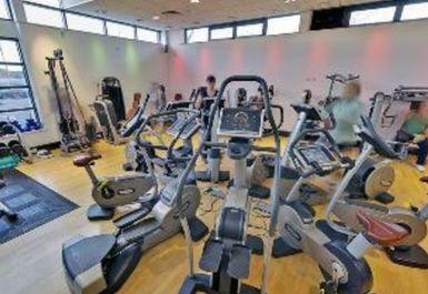 spinning at Ken Martin Leisure Centre Nottingham