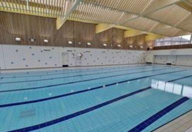 swimming pool at Victoria Leisure Centre Nottingham
