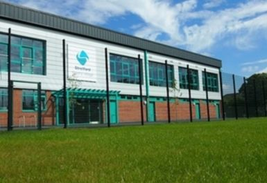 Talbot Centre at Stretford Sports Village Image 3 of 5
