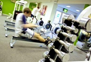 Altrincham Leisure Centre Image 2 of 4