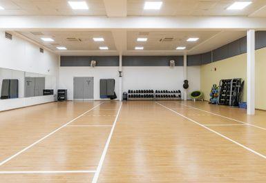 University of Liverpool Sports & Fitness Centre