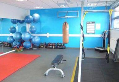 Hopwood Hall Gym