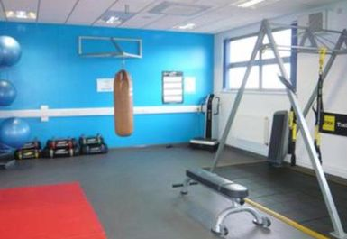Hopwood Hall Gym Image 5 of 5