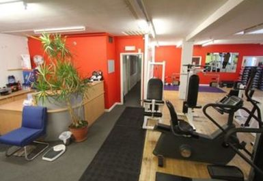 Studio Red Fitness