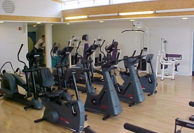 spinning at Hamble Sports Complex
