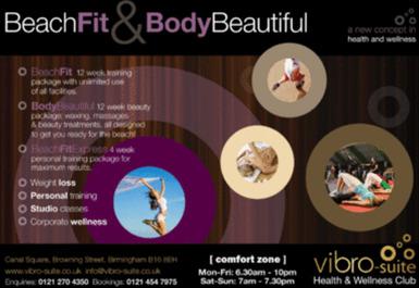 Vibro Suite Health & Wellness Club