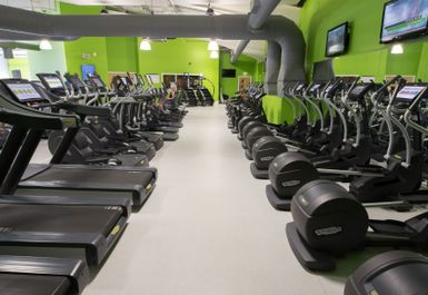 Bannatyne Health Club Coulby Newham Image 4 of 9
