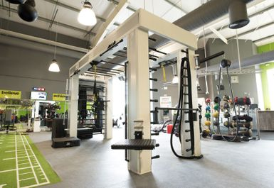 Bannatyne Health Club Coulby Newham Image 2 of 9