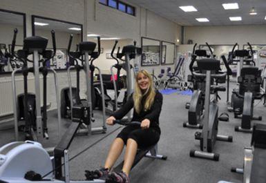 Gym Equipment at Healthlands Durham