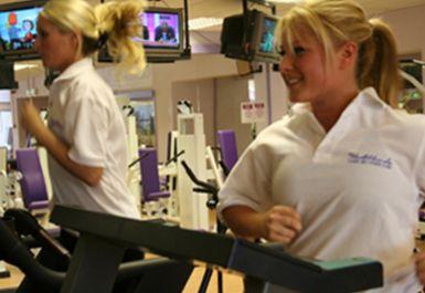 Treadmills at Healthlands Durham