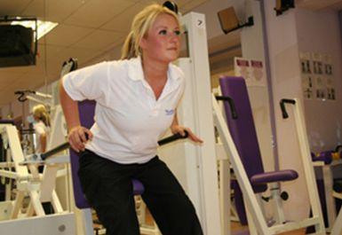 Exercise Machines at Healthlands Durham