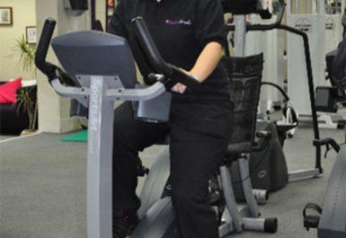 Exercise Bike at Healthlands Durham