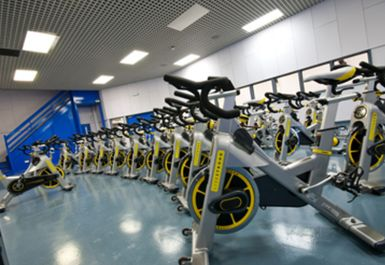 Spinning at Xercise4Less Doncaster
