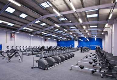 Main Gym Area at Xercise4Less Doncaster