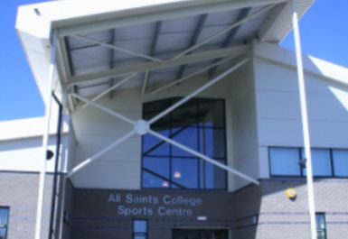 All Saints Sports Centre Image 2 of 4
