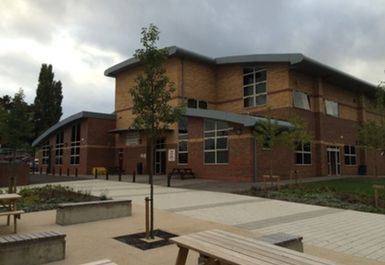 Handsworth Grange Sports Centre Image 5 of 7