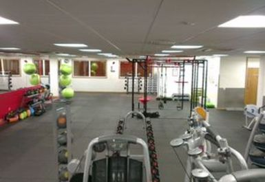 Huddersfield Leisure Centre Image 2 of 6