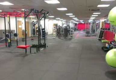 Huddersfield Leisure Centre