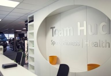 University Of Huddersfield Team HUD Fitness Image 5 of 5