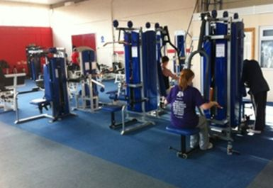 Hockley Gym Image 1 of 5