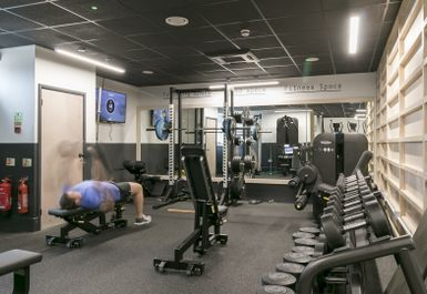 Fitness Space Ascot