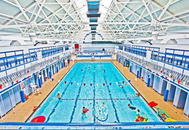 Heeley Pool and Gym Image 1 of 10