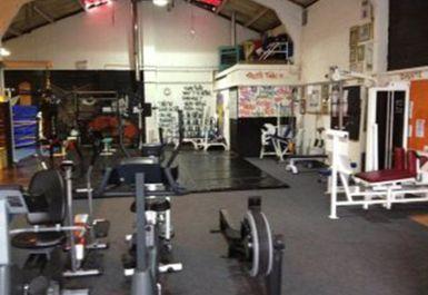 Main Gym at Splash Fit Derby