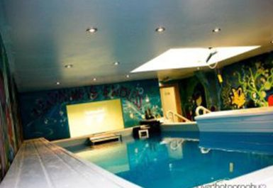 Swimming Pool at Splash Fit Derby