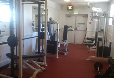 main gym area at Club Continental Plymouth