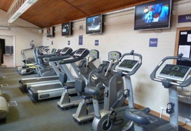 treadmills at Lillie Road Fitness Centre