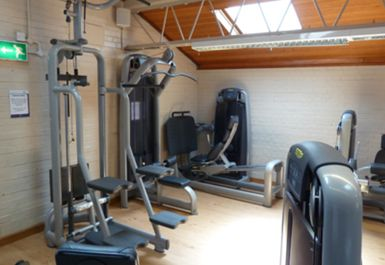 gym at Lillie Road Fitness Centre
