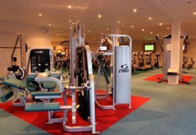 Main Gym Area at Soccer Sensations Hull