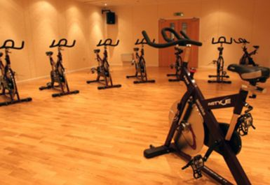 Spin Studio at Soccer Sensations Hull
